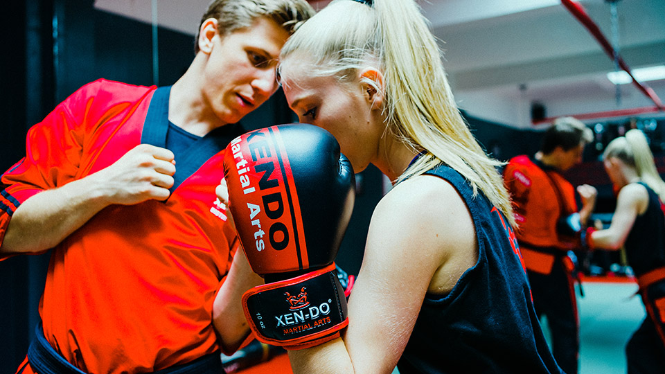 Xen-Do Kickboxing and Martial Arts Classes for Women