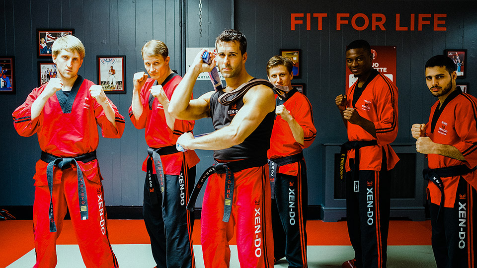 Xen-Do Kickboxing and Martial Arts Senseis