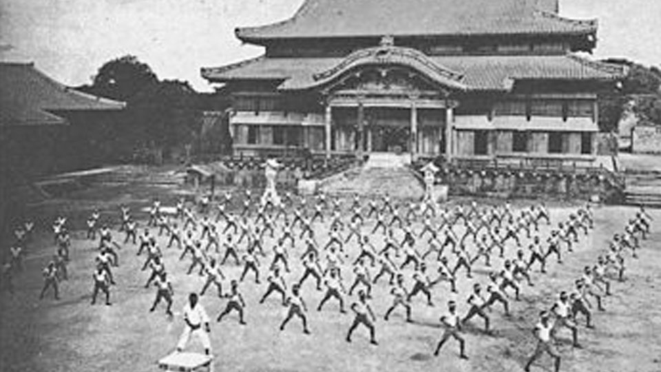 Okinawa is the birthplace of modern karate.