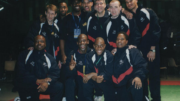 1997 - 2000: Running, judging, refereeing and organising the British Championships and selections for Great Britain Team for WAKO European and World Championships.