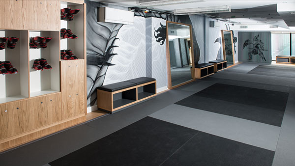Dai Master Raf opens his latest dojo in a landmark location at 73 Baker St. London