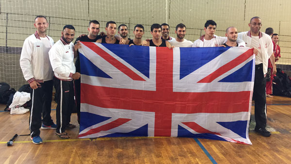2015 Barcelona Open Championships ensures that Dai Master Raf...