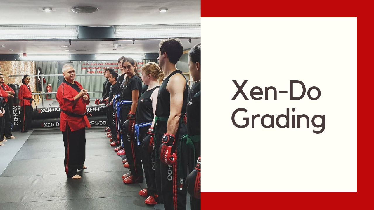 Our full video of Xen-Do's heading for Blue and Brown belts. Congrats to all those who graded September 1st 2019