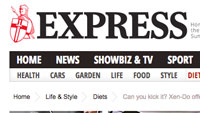 Daily Express Online article thumbnail image