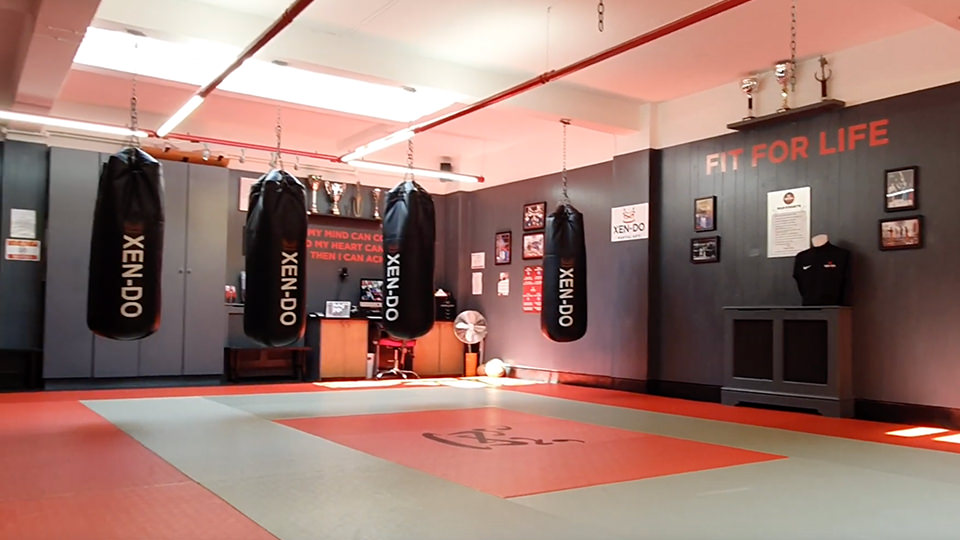 A video tour of our Marylebone dojo, Seymour Leisure Centre, Seymour Place, City of Westminster, London, W1H 5TJ