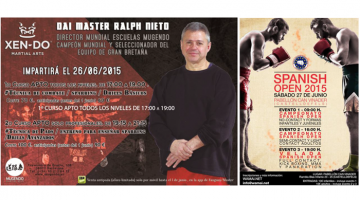 Join Dai Master Raf in a trip to Barcelona