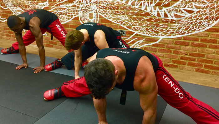 Help prepare your body for your next training session