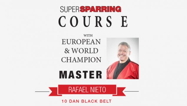 Super Sparring Course with World & European Champion Rafael Nieto image