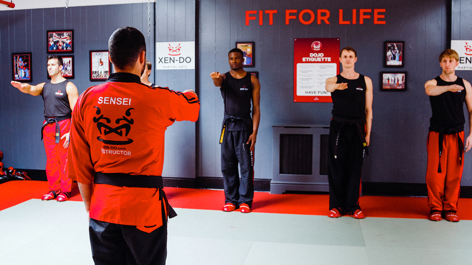 Xen-Do Fit for Life dojo venue imagery