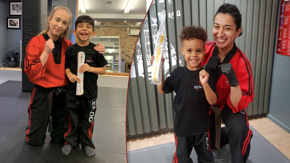 8 Reasons Martial arts is great for children