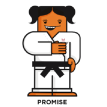 Cartoon Character for promise