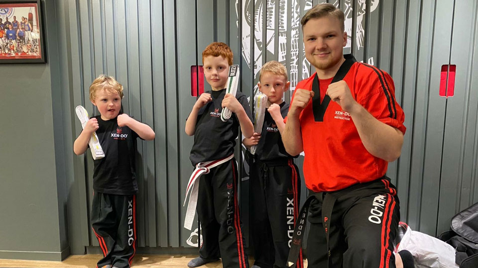 5 reasons Martial Arts is great for kids